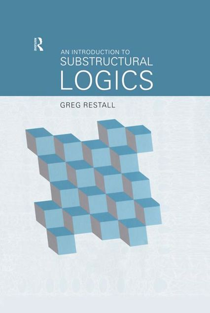 Picture of An Introduction to Substructural Logics