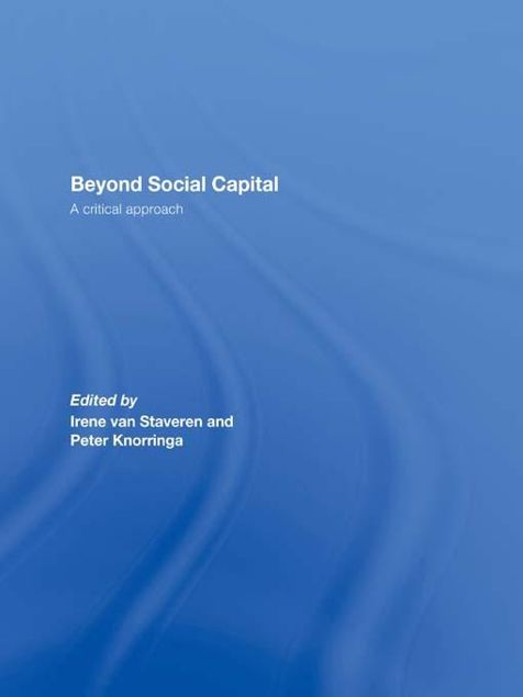 Picture of Beyond Social Capital: A Critical Approach