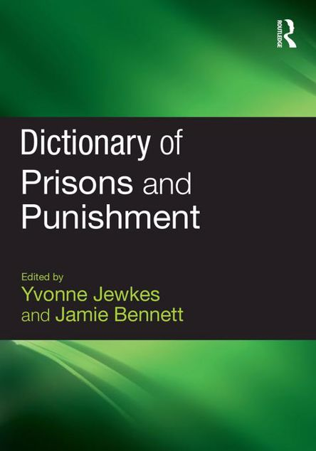 Picture of Dictionary of Prisons and Punishment