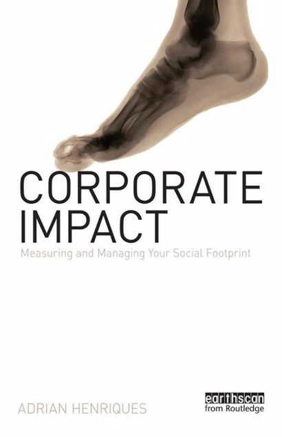 Picture of Corporate Impact: Measuring and Managing Your Social Footprint