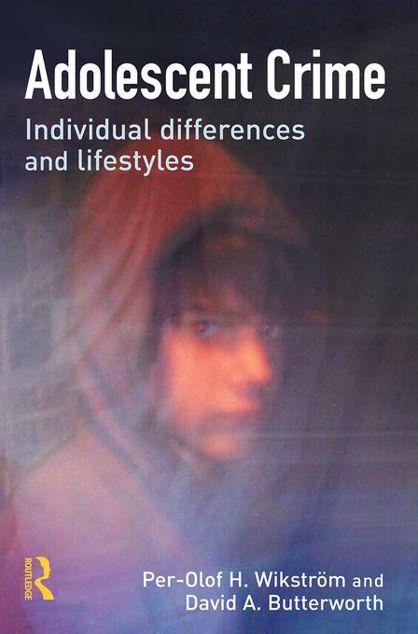 Picture of Adolescent Crime