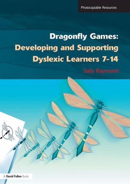 Picture of Dragonfly Games: Developing and Supporting Dyslexic Learners 7-14