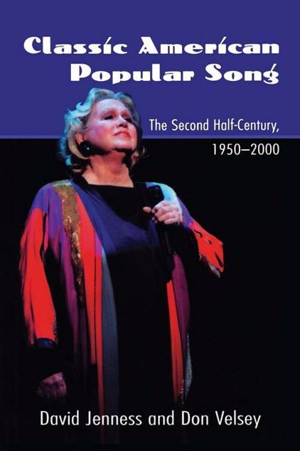 Picture of Classic American Popular Song: The Second Half-Century, 1950-2000