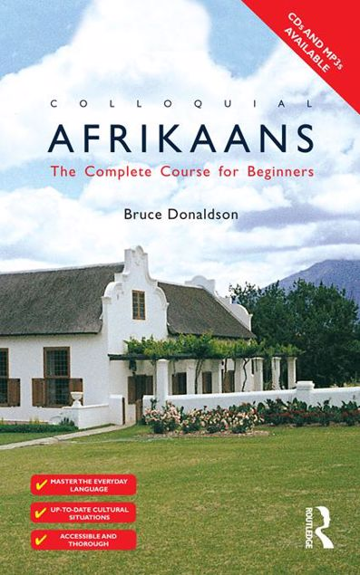 Picture of Colloquial Afrikaans: The Complete Course for Beginners