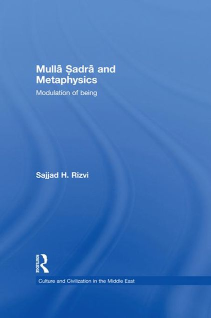 Picture of Mulla Sadra and Metaphysics: Modulation of Being