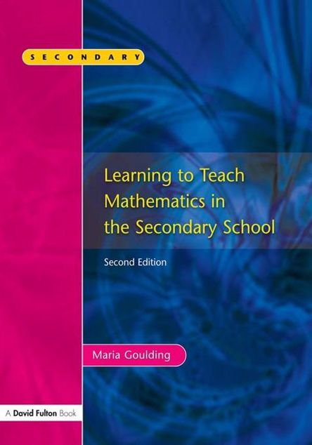 Picture of Learning to Teach Mathematics, Second Edition