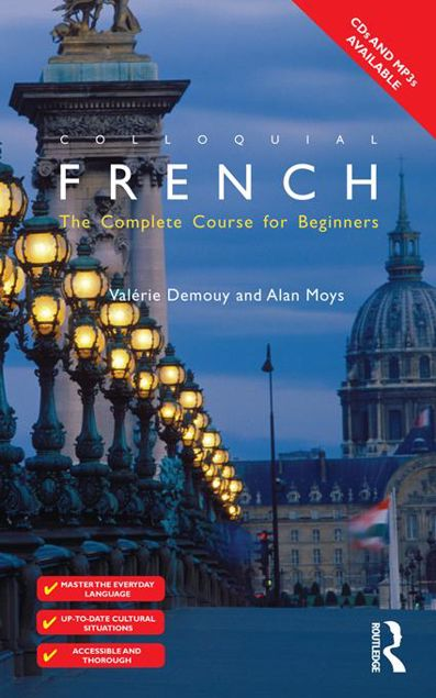 Picture of Colloquial French: The Complete Course for Beginners