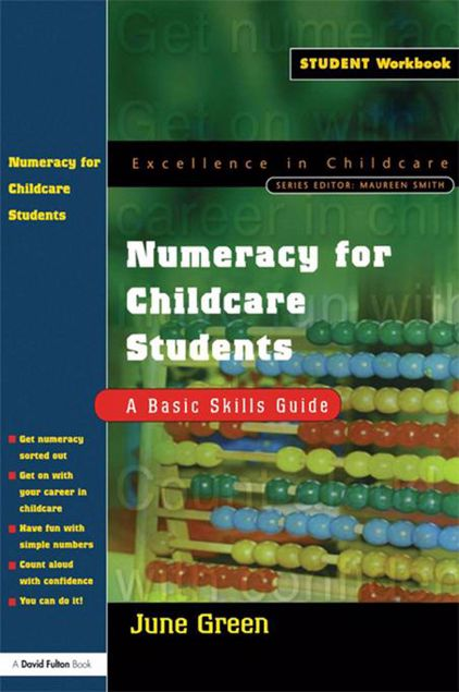 Picture of Numeracy for Childcare Students: A Basic Skills Guide