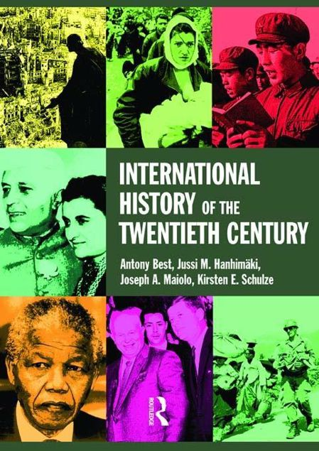 Picture of International History of the Twentieth Century
