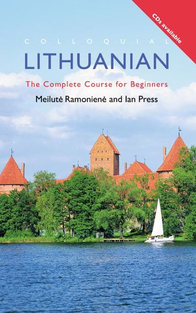 Picture of Colloquial Lithuanian: The Complete Course for Beginners