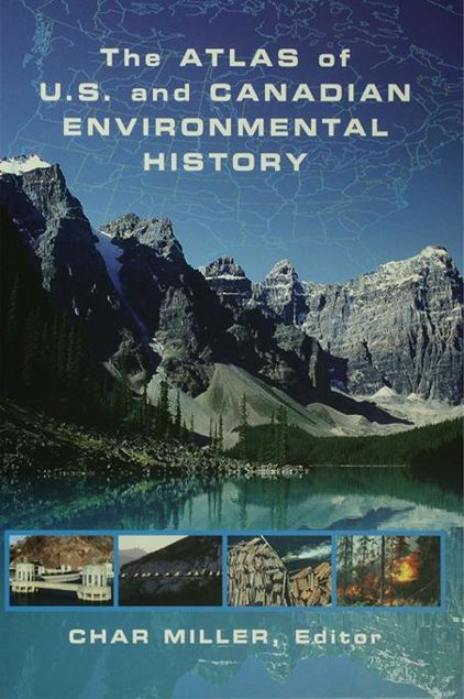 Picture of Atlas of Us and Canadian Environmental History