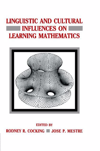 Picture of Linguistic and Cultural Influences on Learning Mathematics
