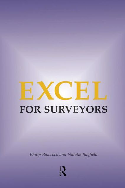 Picture of Excel for Surveyors