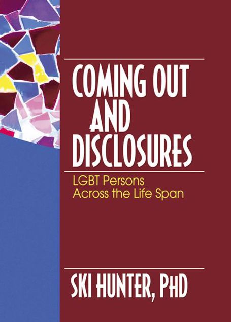 Picture of Coming Out and Disclosures: Lgbt Persons Across the Life Span