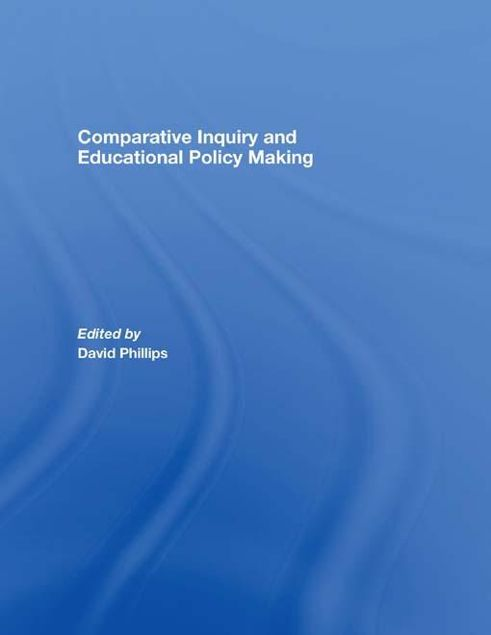 Picture of Comparative Inquiry and Educational Policy Making