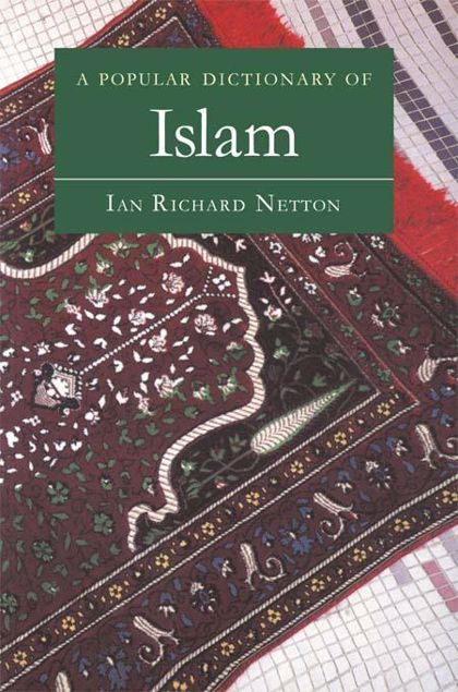 Picture of A Popular Dictionary of Islam