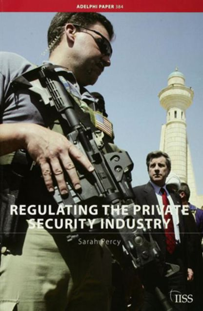Picture of Regulating the Private Security Industry