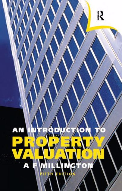 Picture of An Introduction to Property Valuation