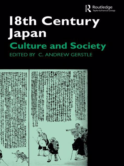 Picture of 18th Century Japan: Culture and Society
