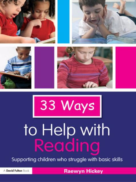 Picture of 33 Ways to Help with Reading: Supporting Children Who Struggle with Basic Skills