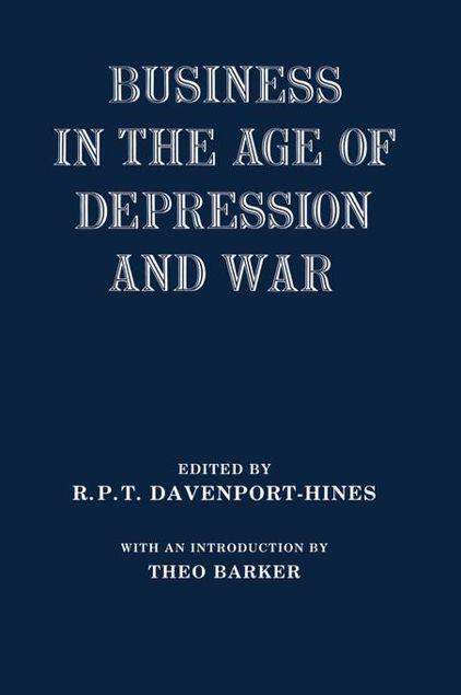 Picture of Business in the Age of Depression and War