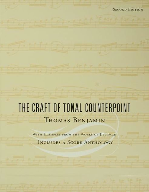 Picture of The Craft of Tonal Counterpoint