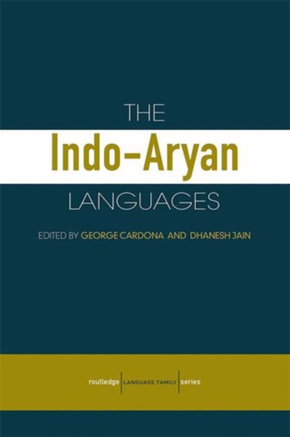 Picture of The Indo-Aryan Languages