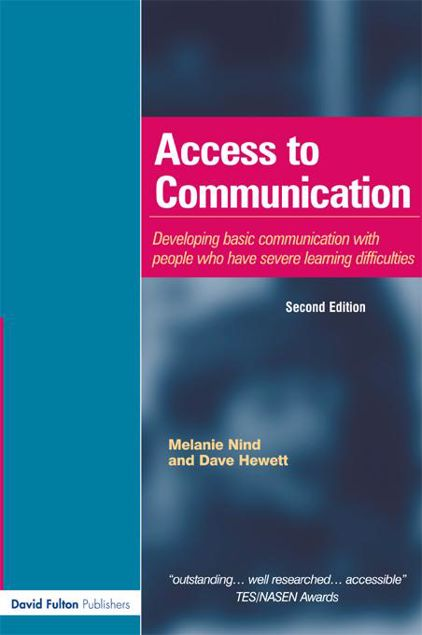 Picture of Access to Communication: Developing the Basics of Communication with People with Severe Learning Difficulties Through Intensive Interaction