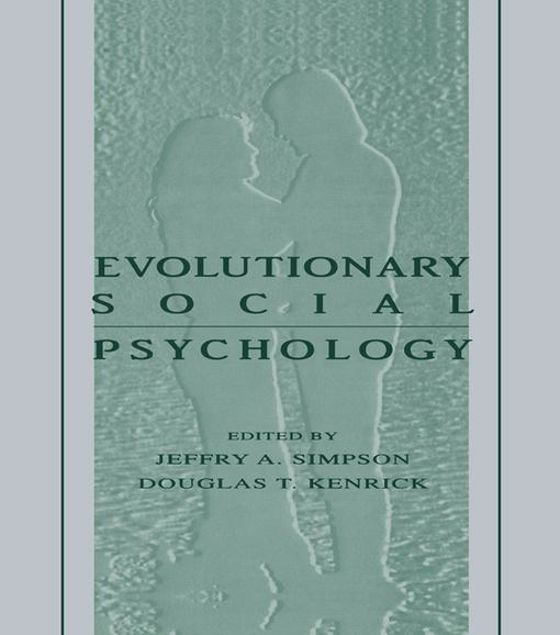 Picture of Evolutionary Social Psychology