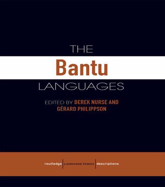 Picture of The Bantu Languages