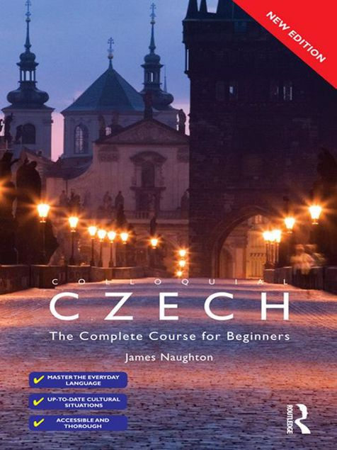 Picture of Colloquial Czech: The Complete Course for Beginners