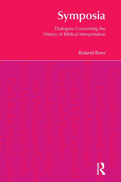 Picture of Symposia: Dialogues Concerning the History of Biblical Interpretation