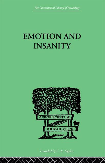 Picture of Emotion and Insanity