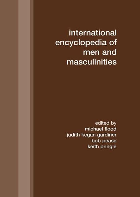 Picture of International Encyclopedia of Men and Masculinities