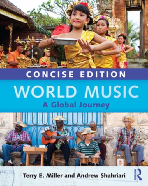 Picture of World Music Concise Edition: A Global Journey - Paperback & CD Set Value Pack