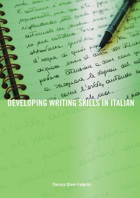Picture of Developing Writing Skills in Italian