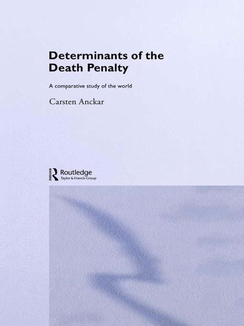 Picture of Determinants of the Death Penalty: A Comparative Study of the World