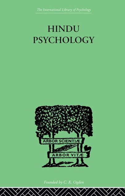 Picture of Hindu Psychology: Its Meaning for the West