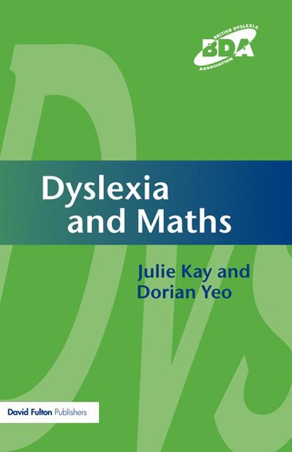 Picture of Dyslexia and Maths