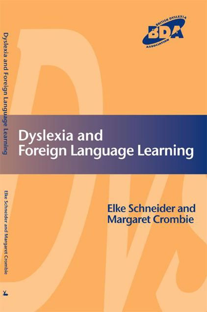 Picture of Dyslexia and Modern Foreign Languages
