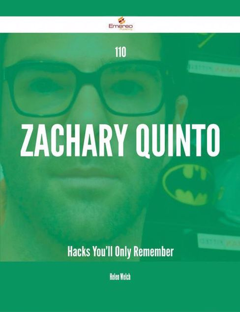 Picture of 110 Zachary Quinto Hacks You'll Only Remember