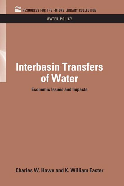Picture of Interbasin Transfers of Water: Economic Issues and Impacts
