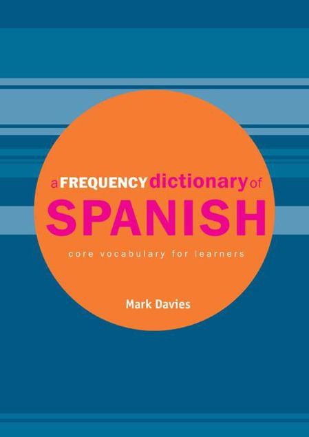Picture of A Frequency Dictionary of Spanish: Core Vocabulary for Learners