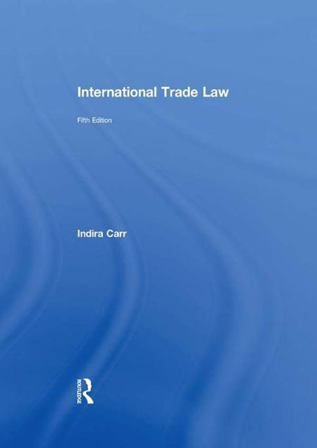 Picture of International Trade Law