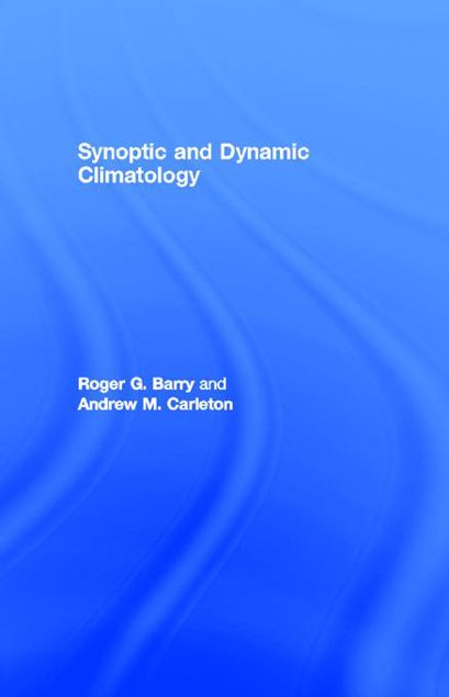 Picture of Synoptic and Dynamic Climatology