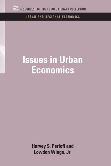Picture of Issues in Urban Economics
