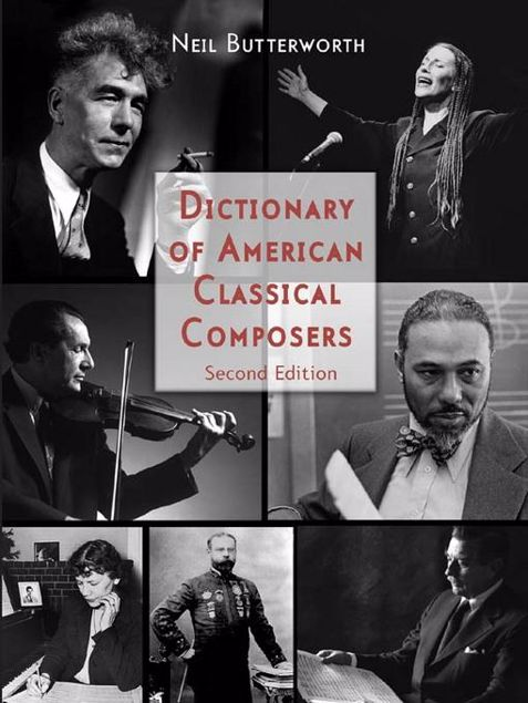 Picture of Dictionary of American Classical Composers
