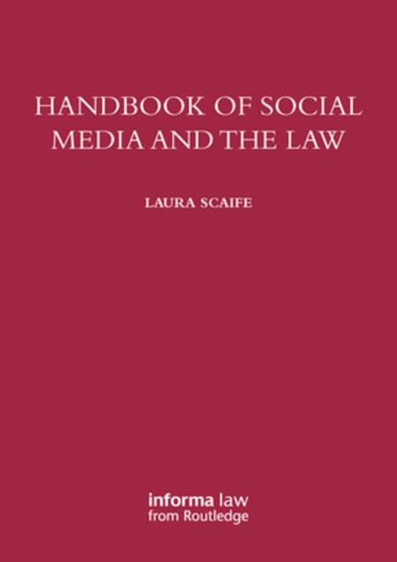 Picture of Handbook of Social Media and the Law
