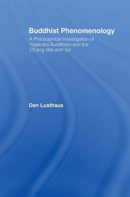 Picture of Buddhist Phenomenology: A Philosophical Investigation of Yogacara Buddhism and the Ch'eng Wei-shih Lun