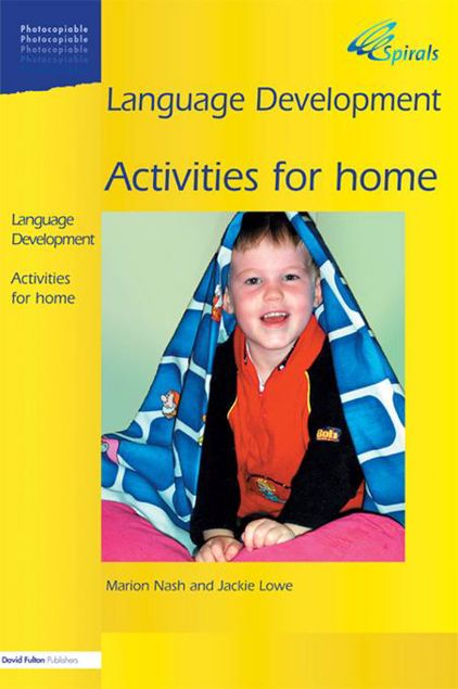 Picture of Language Development 1a: Activities for Home